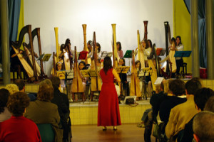 orchestra di arpe Futura 1