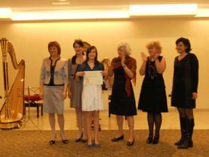 primo premio Cat. B Paola Gregoric