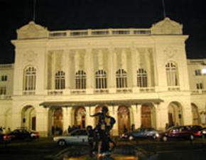 Il Teatro Municipal di Santiago del Cile