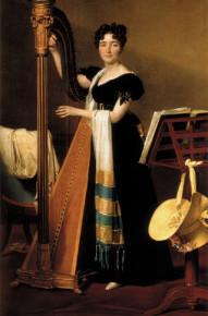 Il ritratto di Juliette Blait de Villeneuve