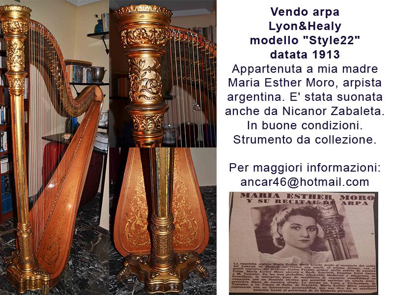Annuncio Arpa
