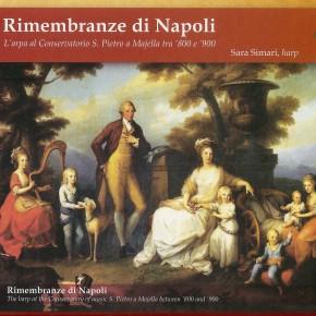 Rimembranze di Napoli – L'Arpa al Conservatorio S.Pietro a Majella tra '800 e '900