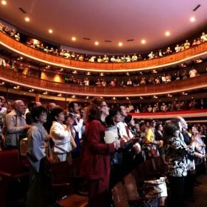 Il Festival Mundial del Arpa en Paraguay