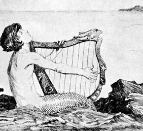 L'arpa tra mitologia e simboli