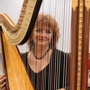 Intervista a Rosanna Valesi, prima arpa dell' Orchestra Regionale dell' Emilia Romagna.