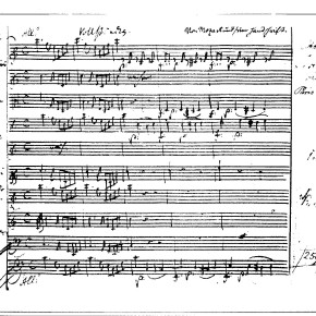 Mozart  e  Salzedo