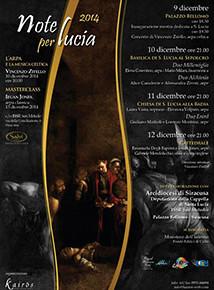 Note per Lucia – Festival delle Arpe e Master Class