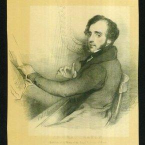 John Balsir  Chatterton (1804-1871)
