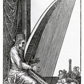 Melchior Lorch, arpista (1583)