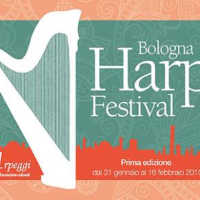 Prima edizione del Bologna Harp Festival