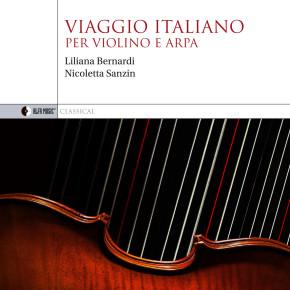 Viaggio Italiano per violino e arpa