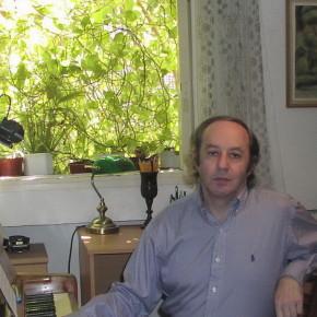 Jan Freidlin, un compositore che ama l'arpa