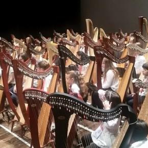Harp Parade ad Asti