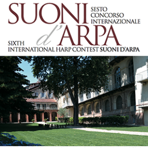 "6th International Harp Contest ""Suoni d'Arpa"" 2016 / Registration extended: 10th July 2016"