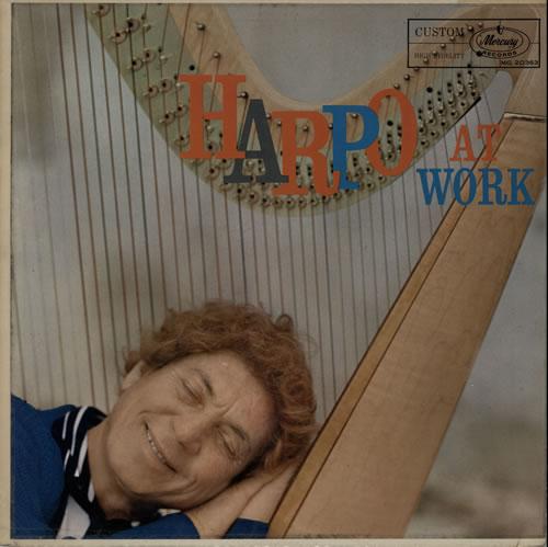 Harpo+Marx+Harpo+At+Work+583743