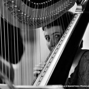 Arpa Jazz e Musica d'Insieme con Marcella Carboni