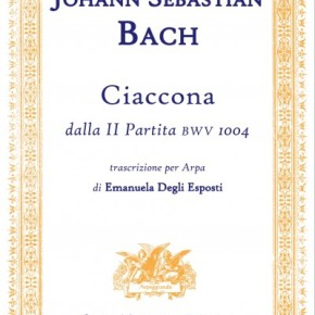 La Ciaccona dalla II Partita in re minore BWV 1004 di J.S.Bach