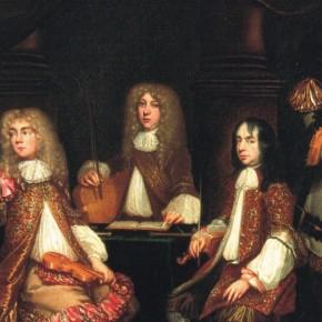 La musica intorno agli Harp Consorts di William Lawes