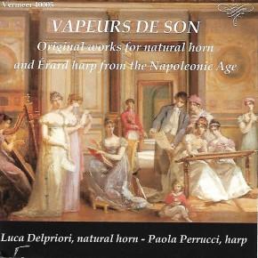 Vapeurs de son : l'arpa Erard e il corno ai tempi di Napoleone