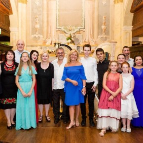 "6th International Harp Contest in Italy ""Suoni D'Arpa"": Winners"