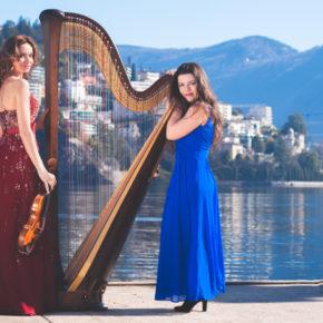 Concerto Premio del Concorso Suoni D'arpa: SALA MOZART