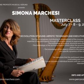 Master Class di Simona Marchesi