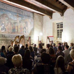 SUONI D'ARPA 2017: partecipanti al concorso e Festival – SUONI D'ARPA: participants in the Competition and Festival