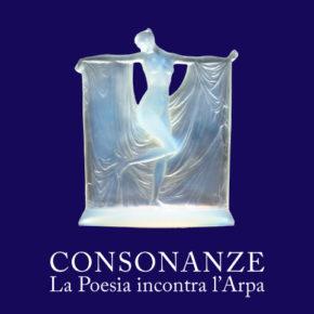 Consonanze: la poesia incontra l'arpa