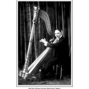 Repertoire of the 2018 International Harp Contest Suoni D'Arpa