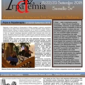 Arpademia: Festival e Seminari al Besta
