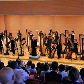 ORCHESTRA VENTAGLIO D'ARPE  al Festival Suoni D'Arpa