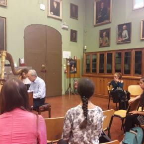 Convegno a Bologna: L'evoluzione dell'arpa nel periodo classico