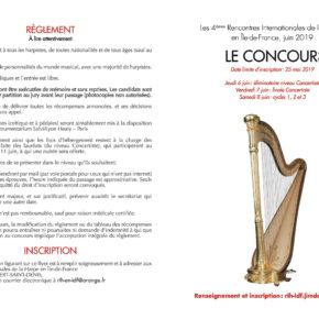 Concorso francese partner di Suoni D'Arpa