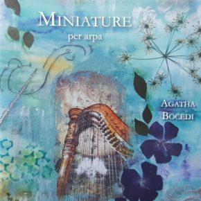 Miniature per arpa