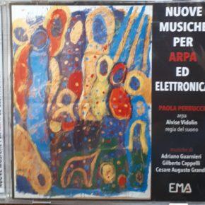 Nuove musiche per arpa ed elettronica