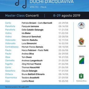 Master Class Lisetta Rossi