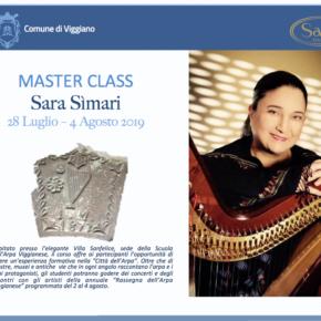 Master Class Sara Simari a Viggiano