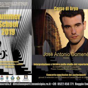 Masterclass José Antonio Domené