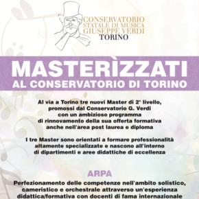 MASTER DI ARPA A TORINO