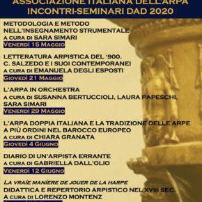 Incontri e seminari DAD 2020