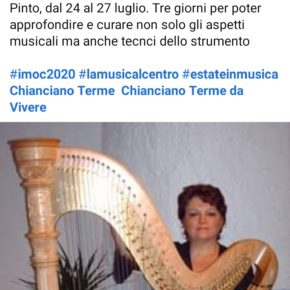 Masterclass di Patrizia Pinto