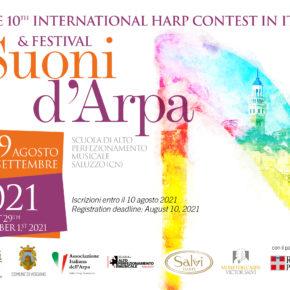 I Concerti del Festival Suoni D'Arpa